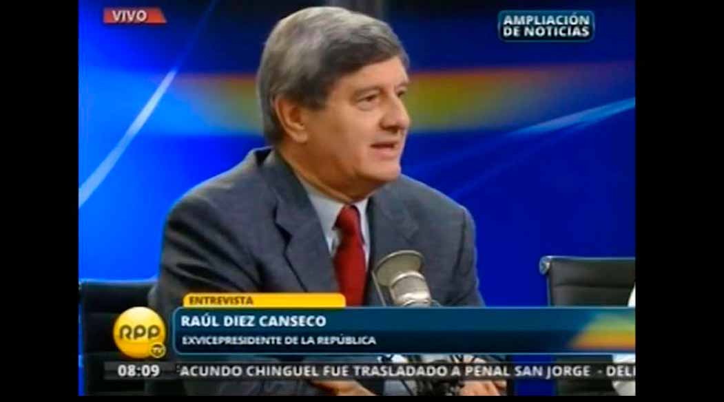 raul diez canseco