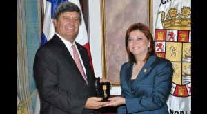 Raul Diez Canseco en Panama