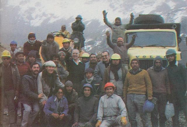 Fernando Belaunde pueblo por pueblo