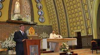 Gratitud y compromiso expresó Raúl Diez Canseco por los 45 años de la organización San Ignacio de Loyola