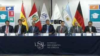 Con apoyo del BID, USIL lanza fondo de garantías para préstamos estudiantiles