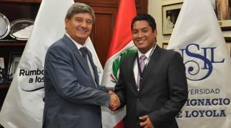 USIL y Gobierno Regional de Junín coordinan apoyo para el desarrollo de proyectos