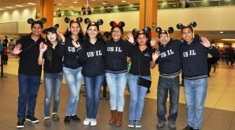 Retornaron alumnos de Beca 18 USIL que formaron parte de la Corporación Disney
