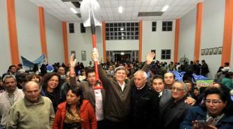 """""""La historia de Acción Popular está escrita en cada una de las calles de Arequipa"""", sostuvo Raúl Diez Canseco"""