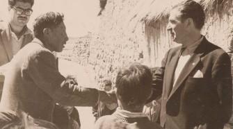 Fernando Belaunde y la 'ley de la hermandad'
