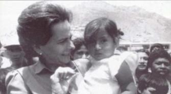 Violeta Correa, periodista