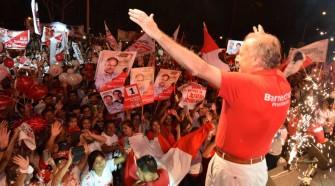"""Barnechea: """"Mi campaña está sostenida por los jóvenes"""""""