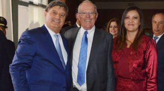 Raúl Diez Canseco visitó la ciudad de Arequipa