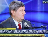 """Raúl Diez Canseco: """"Estamos exportando educación peruana al mundo"""""""