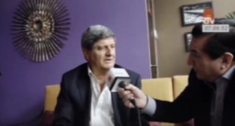 Entrevista a Raúl Diez Canseco en el programa Debate de RTV Cusco