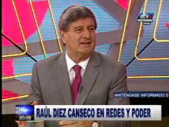 Entrevista a Raúl Diez Canseco en ATV+