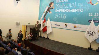 Se inauguró en USIL la Semana Mundial del Emprendimiento 2016
