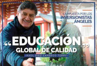 """Raúl Diez Canseco: """"Somos una universidad global de calidad"""""""