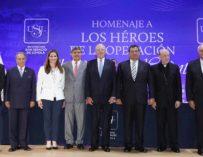 USIL rindió homenaje a los héroes de la operación Chavín de Huántar