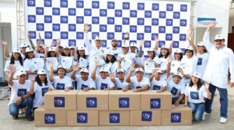 USIL culminó la preparación de 50 mil raciones de alimentos para los afectados por huaicos