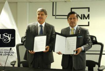 USIL capacitará a magistrados del CNM gracias a convenio entre ambas instituciones