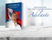 """Raúl Diez Canseco presentará su libro autobiográfico """"Adelante"""""""